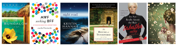 6 New books for the New Year