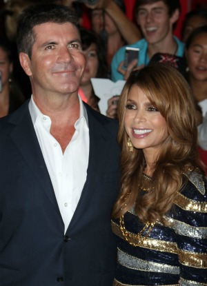 Simon Cowell's lustful thoughts