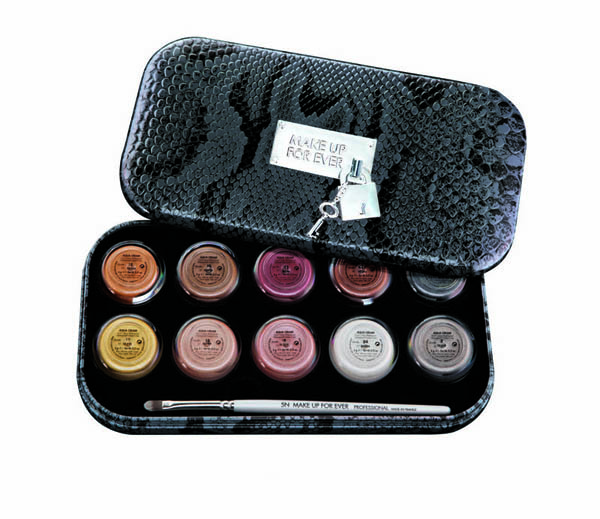 Start the new year with a little cosmetic luxury!