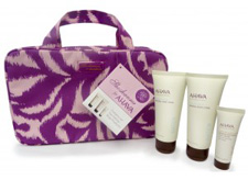 Shoshanna for AHAVA Travel Set