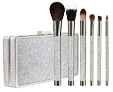 Sonia Kashuk's Silver Holiday 6-Piece Brush Set