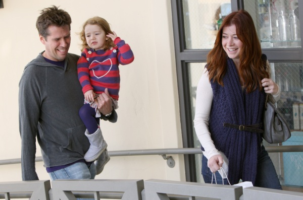 Alyson Hannigan pregnancy news
