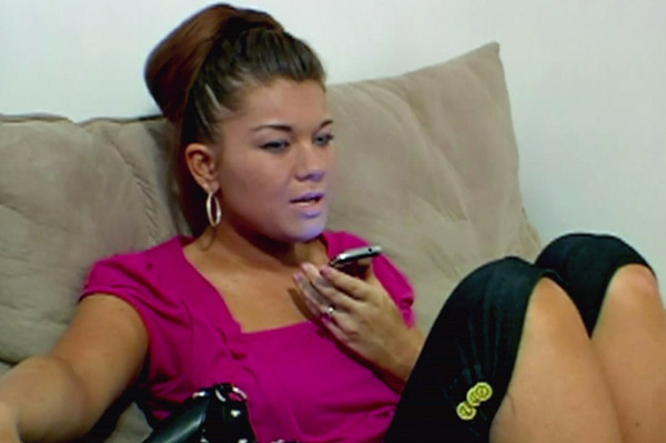 Amber Portwood has a new boyfriend