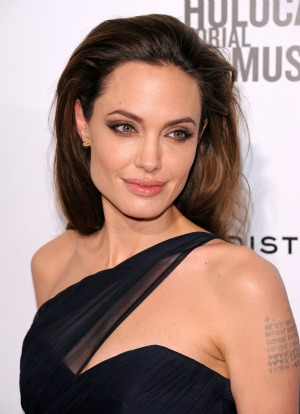 Angelina Jolie says telling her actors to get naked and make out in her new ...