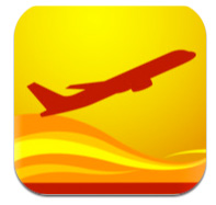 Travel with ease using an iPhone app