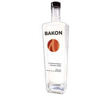 Bacon-flavored vodka