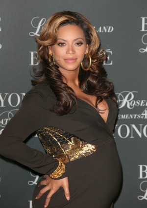 Beyoncé's due date: Today