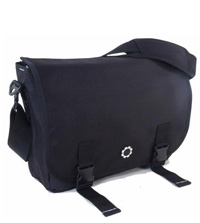 Dad Gear Messenger in black
