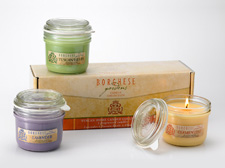 Borghese Gardens Tuscan Home Candle Collection ($39)