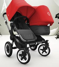 Bugaboo donkey stroller