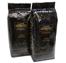 Caffè Bomrad Torino 2.2 Bag Whole Bean Coffee