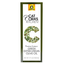 Cat Cora's Organic Greek Extra Virgin Olive Oil ($14)