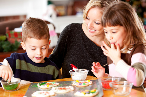 Holiday Kitchen Crafts For Kids