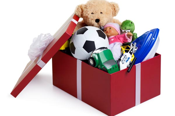 Toys For Donation : Budget friendly holiday activities that teach kids