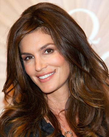 Cindy Crawford DNA facial
