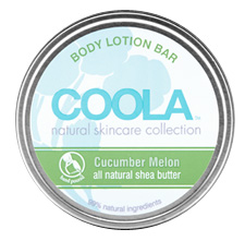 COOLA Mini Hand Lotion Bars