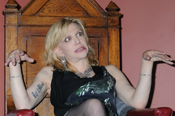 Courtney Love's eviction woes