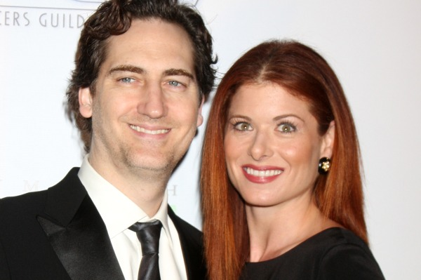 Debra Messing divorce