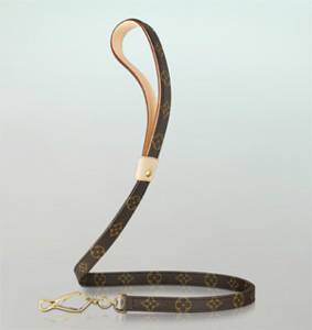 Louis Vuitton Baxter Dog Leash