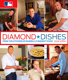 Diamond Dishes: From the Kitchens of Baseball's Biggest Stars ($15)