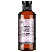 Divine Calm Relaxing massage oil