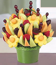 Edible arrangment