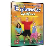 Exploracise Gymathtics DVD