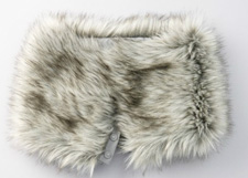 Faux Fur Neckwarmer