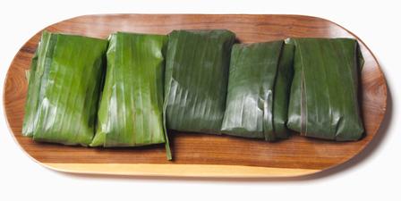 leaf cookies curry leaf fried chicken vegetarian banana leaf tamales ...