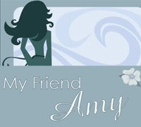 My friend amy