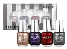 front row collection from Nails Inc
