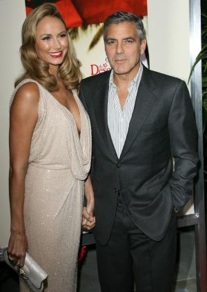 George Clooney on hard work
