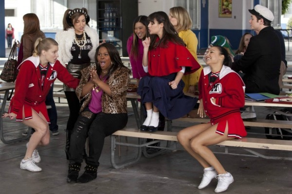 glee goes grease in january!