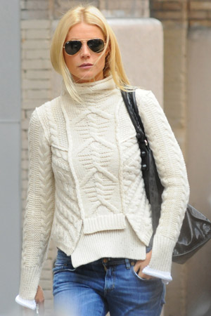 Paltrow recommends NYC hotspots