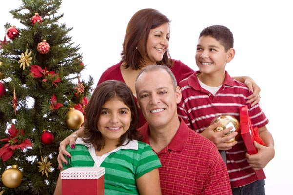 Keep your family healthy during the holidays