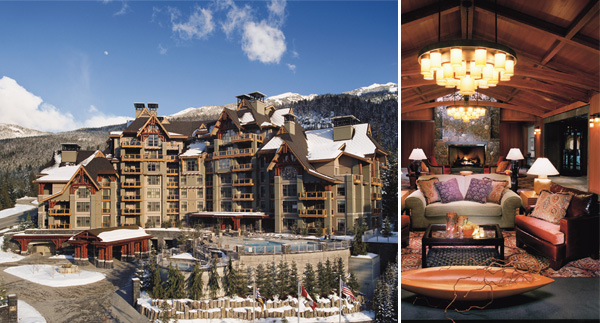 Four Seasons Resort Whistler, Whistler, B.C.