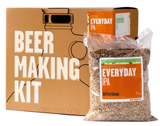 Home beer making kit