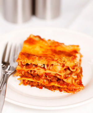How to make a quick lasagna