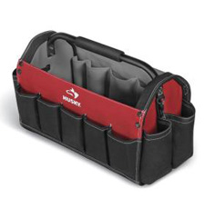 Husky soft storage tool bag or tote