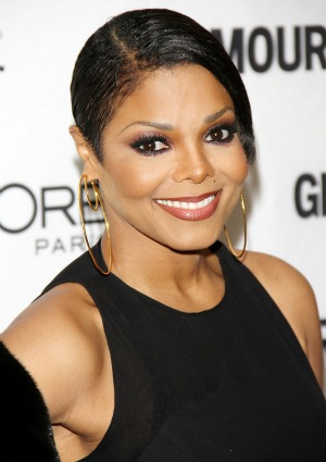 Janet Jackson is a Grinch