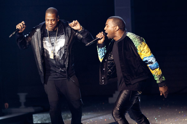 Jay-Z & Kanye eye Watch the Throne sequel