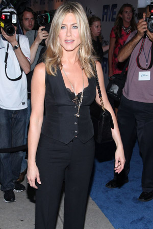 Jennifer Aniston is the hottest of the hot