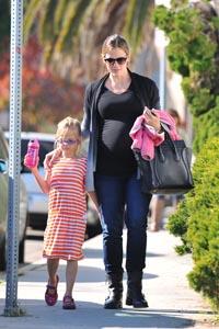 Jennifer Garner pregnant