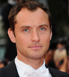 Jude Law -- Good looks