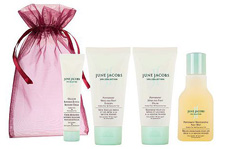 June Jacobs Peppermint Hand and Foot Holiday Travel Kit