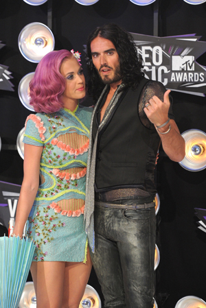 Are Katy and Russell headed for divorce?