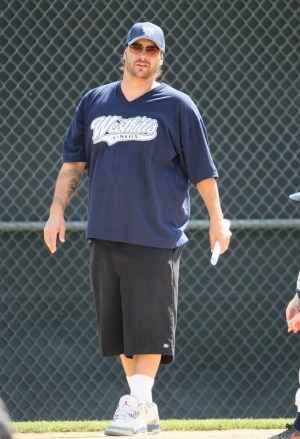 excess baggage too much for federline!
