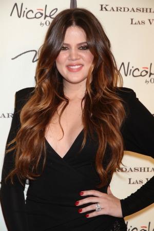 No blond for Khloe Kardashian