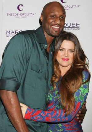 Khloe Kardashian Lamar Odom