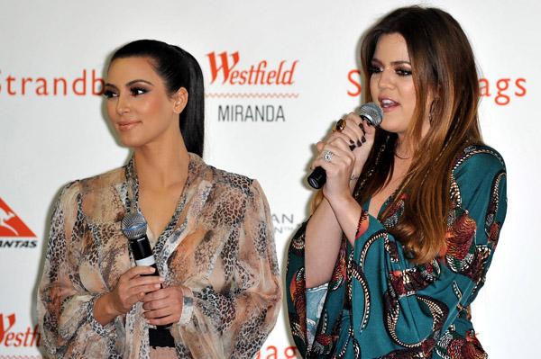 Kim Kardashian's Down Under troubles